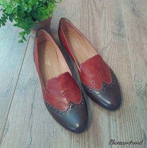 NWOT Naturalizer N5 Comfort Slip On Oxford Loafers